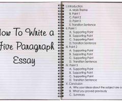 Five Paragraph Essay Tips