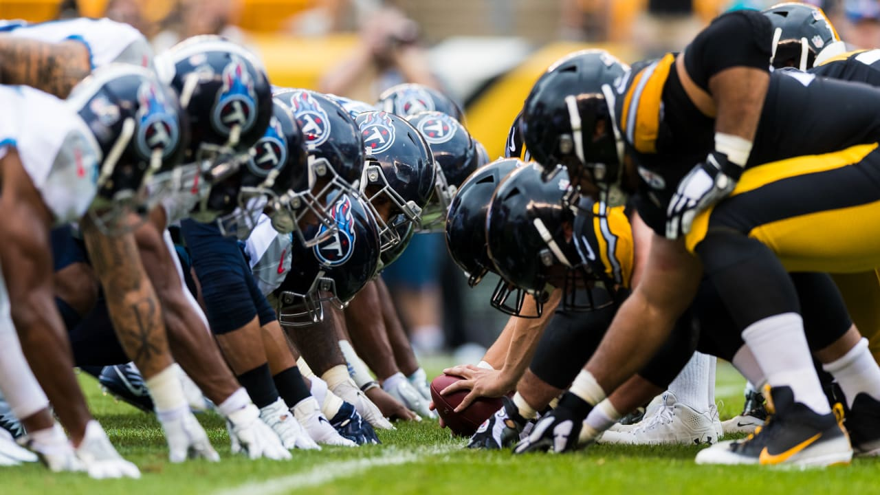NFL COVID PROTOCOLS: OUTBREAK POSTPONES STEELERS-TITANS