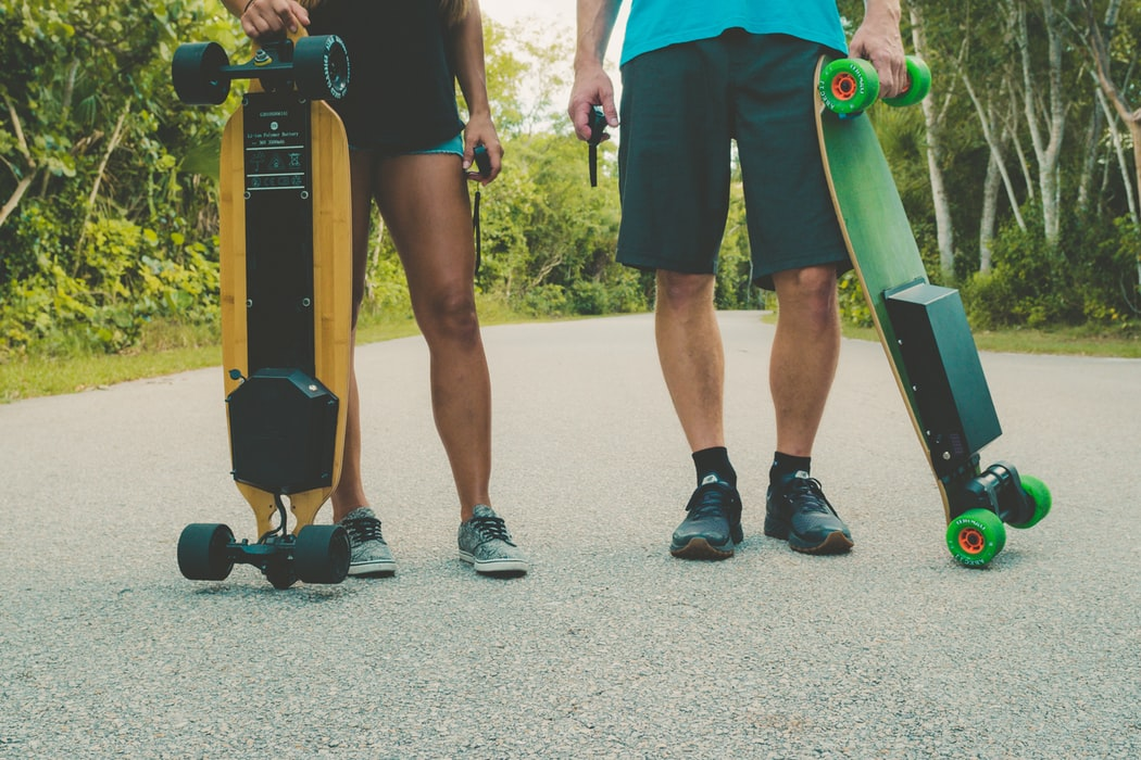 Tech Features to Consider when Buying Off-Road Hoverboards