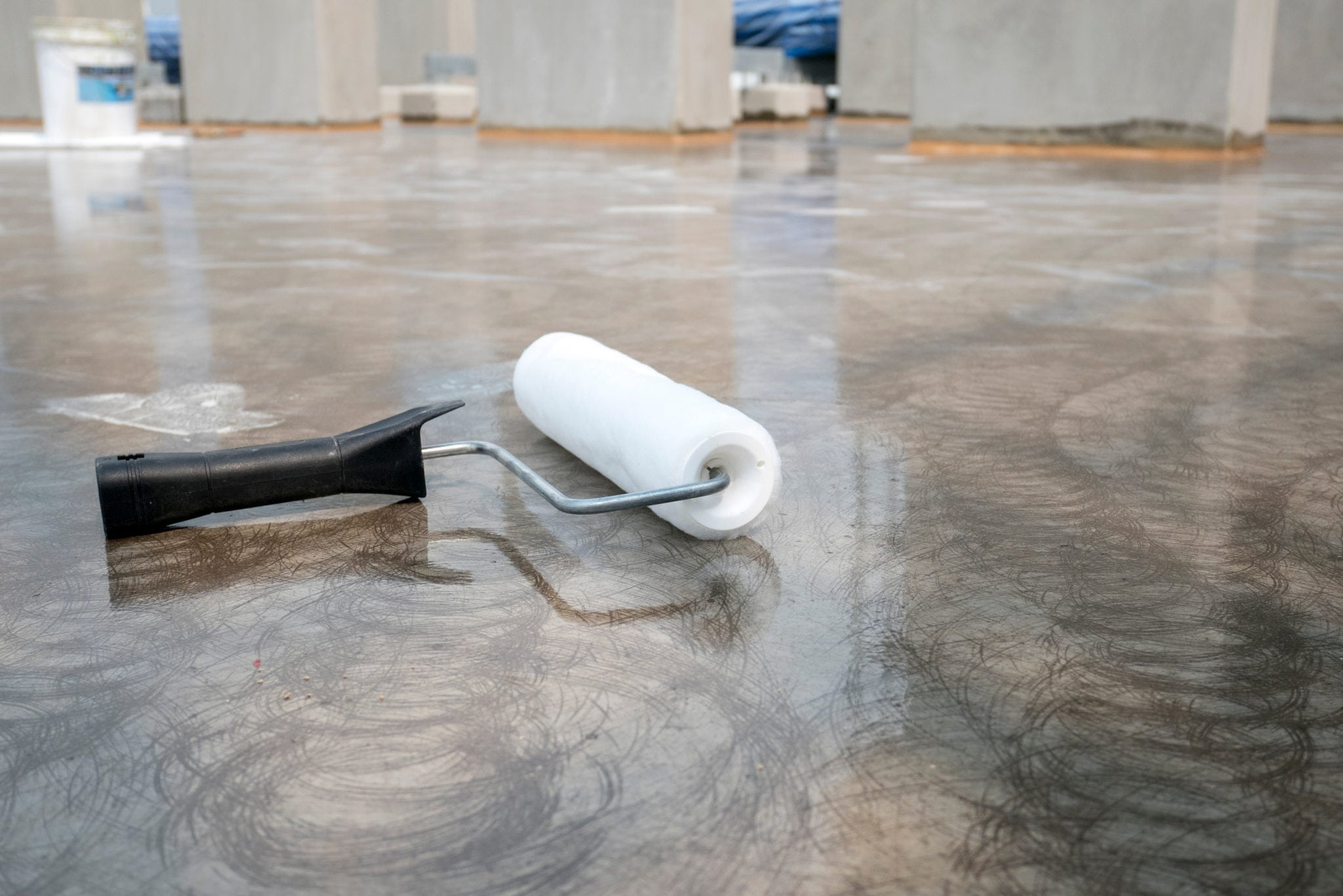 Which Are The Different Types Of Concrete Sealers?