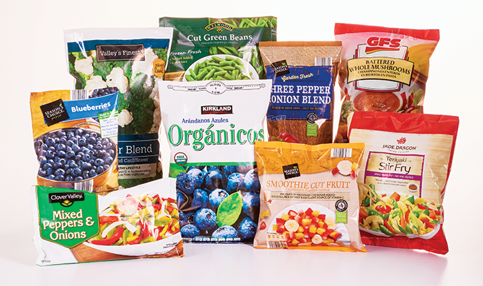 Which Type of Flexible Packaging is Best for Which Type of Food?
