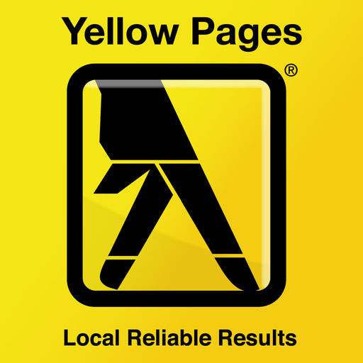 Yellow Pages App for iPhone